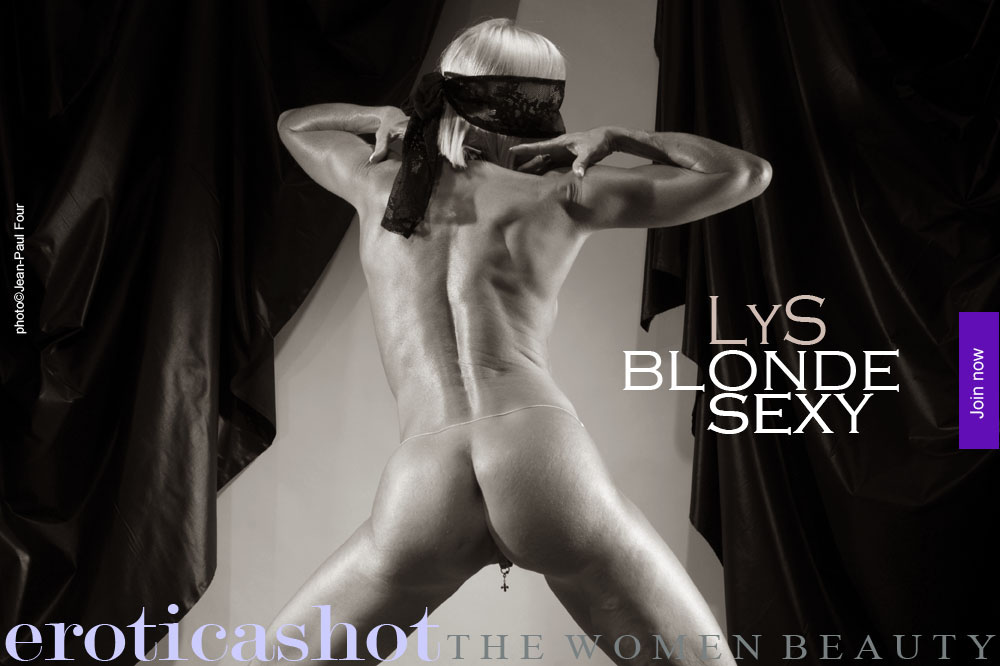 Blonde, blow job, dancer, fetish, rope and sex, love machine, open pussy, rosebud, ass hole