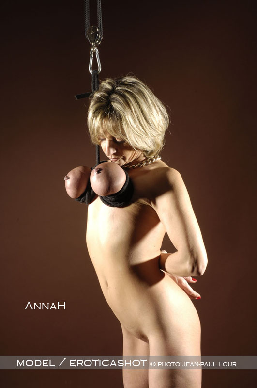 Breast bondage can recommend
