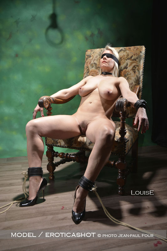 Bdsm-slave models have tongued
